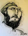 Fidel_Castro_by_Kasli