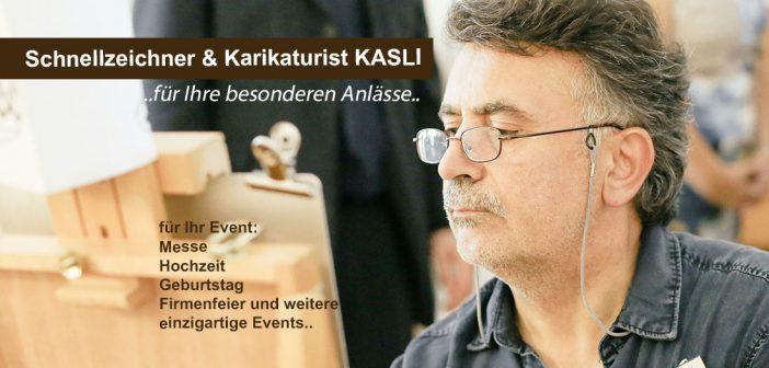 Schnellzeichner & Karikaturist Kasli