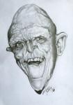 Portrait-Karikatur von Kasli