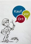 Karikaturist und Schnellzeichner KASLI